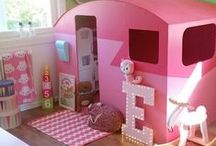 Making Your Home Fun 4 Kids / Ideas to make your home kid friendly.