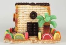 Passover 4 Kids / Family friendly crafts, activities, decorations and food to make Passover special for loved ones.