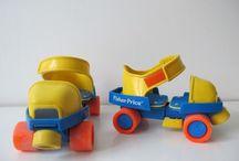 Nostalgie - Mes jouets d'enfant / Tous les jeux auxquels je jouais quand j'étais petite fille!