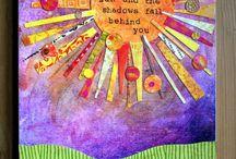 Prayer, Faith , Hope , JOY! / Inspiring, healing art, gifts and creations / by Pamela Erskine