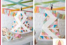 Styled Shoot: Mod Geometric Wedding