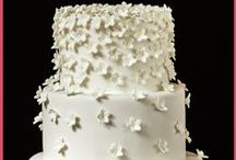 Simple & Chic Wedding Cake Inspiration