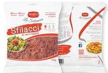 Prodotti La Salumeria / I salumi di Masina dal 1929 hanno marchio La Salumeria. Prodotti di carne equina, gustosi e facili da aggiungere nelle tue ricette.