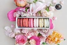 • The Beauty Of Macaroons •