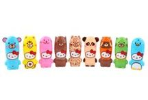 Hello Kitty x Mimobot / Mimoco's collaboration with Sanrio for the Hello Kitty x Mimobot collection! / by Mimoco
