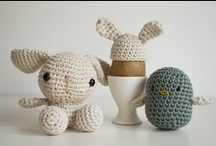 crochet / knitting / by les filles de la colline
