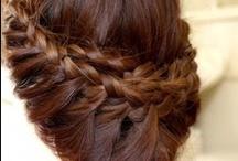 hair / by les filles de la colline