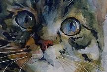Felines / by Christy Marsh
