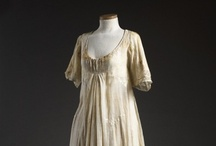 Early 19th century fashion