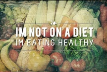 Quick and Healthy Foods / Because you can't out exercise bad nutrition