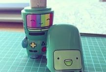 Adventure Time / Algebraic! / by Mimoco