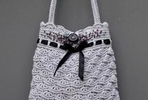 Crochet - Bags, purses / by Lisa-Marie