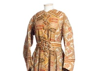 At-Home Wear / At-Home wear from the collections of the Charleston Museum and other fine museums around the world.