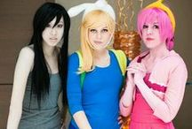 Cosplay / Cosplay and the cosplay loving cosplayers who play it. Comic books, costumes, NYCC, SDCC, Comic Con, etc. / by Mimoco
