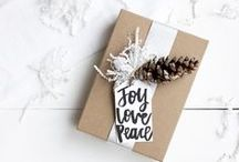 Easy Christmas Ideas / Easy Christmas ideas, recipes, treats, DIY, and more.