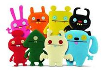 Uglydoll / Uglydoll x Mimobot collection! / by Mimoco
