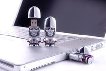 Transformers / G.I Joe Mimobot designer USB flash drives. / by Mimoco