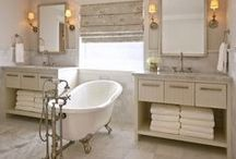 Bathrooms / by Davina Williams