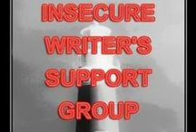 #IWSG bloggers novels / Insecure Writers Blog Support Group bloggers novels / by Gail Baugniet