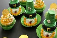 St. Patricks Day / Festive food and fun ideas for St. Patrick's Day.
