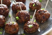 Bite-Sized & Snackable / All things bite-sized and snackable. Yummy snacks and small bites perfect for appetizers, parties, game day, and more.