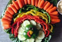 Easy Thanksgiving Ideas / Easy Thanksgiving Ideas- food, crafts, decor, printables, DIY, etc