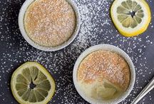 Lemon Squeezy / Yummy lemon recipes perfect for spring- or any time!