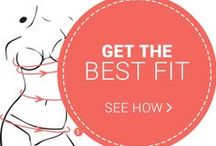 BLEST BRAS | BRA FITTING GUIDE / How to guide: Basic tips for bra fitting.