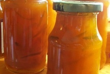 Sauce and jam