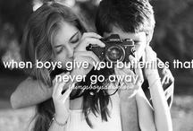 when boys... / by Alicia Wilson