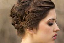 Hair and Make Up / by Christina Heylin