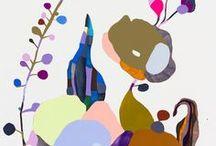 Illustrations, collages et dessins / by Grand-mère Arbre