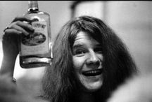 JANIS JOPLIN was good / Janis - you left this life much too soon.Miss you. / by Flemming Møller