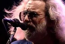GRATEFUL DEAD / They were awesome,those guys.Could be playing for hours and hours and hours.And did make some nice tunes.Still miss you JERRY. / by Flemming Møller