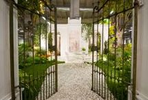 "Archi & Parchi - Outdoor, Landscape, Antiques / Archi & Parchi, a large ""green area"" dedicated to gardening, outdoor and reuse."
