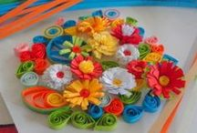 Quilling / by Elena Cerna