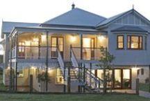 Inner City Homes / Inner City Homes designed by Garth Chapman Traditional Queenslanders.