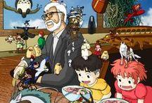 宮崎 駿 - Miyazaki Hayao