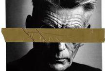 B for Beckett / #samuelbeckett #beckett