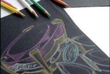 Jewellery sketching