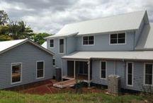 Cape Cod - Mount Tamborine / Our recent project in Mount Tamborine - Cape Cod style home.