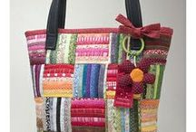 QUILTED PROJECTS AND APPLIQUE WORK / by Rekha P. Mehta