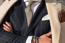 Men's Fashion - Men care too / A collection of what men like to wear and women like seeing them in. - Please comment so we can give the most useful selection to choose from
