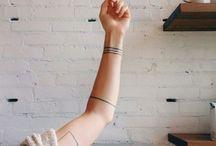 tattoos /  inked art