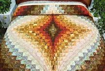 Patchwork, Quilting, Bargello