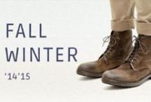 Autumn Winter '15 / Cool men shoes and boots for the upcoming season