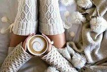 Friozinho bom / Tudo o que aquece o coração na temporada mais fria do ano: o inverno!