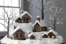 Winter decor ^^ / New Year & Christmas