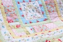 Quilts preferidos / patch work e quilt