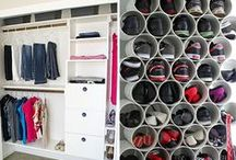 home ideas = wardrobe/closet